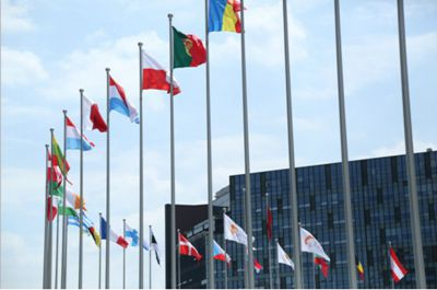 High Quality Wholesale World National Flags